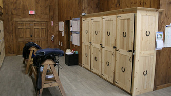 Tack Room Boxes