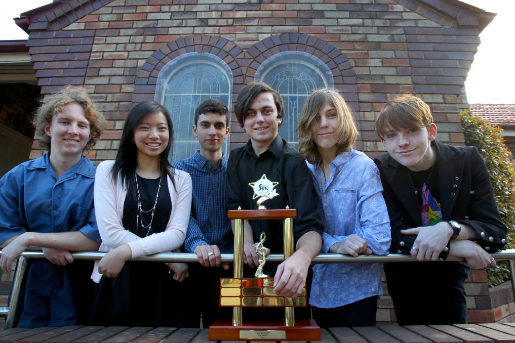 Young Composers 2nd Place - Sutherland Youth Music Awards