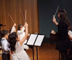 Year 1-3 String Ensemble, 2018