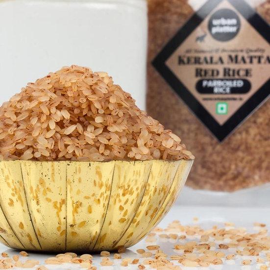 אורז אדום הודי - מאטה KERALA MATTA RICE