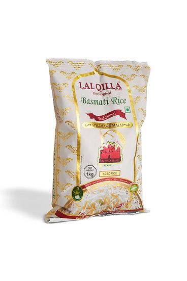 אורז בסמטי - LAL QILLA