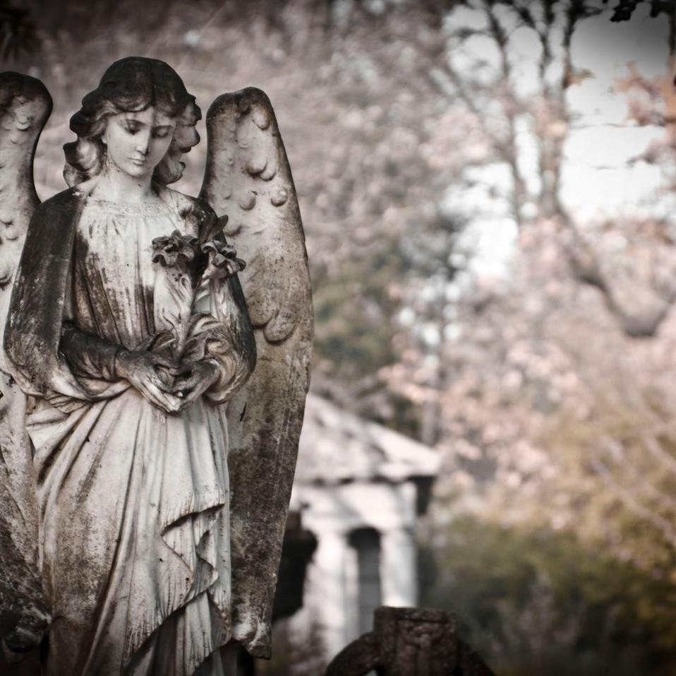 Angel of Highgate, By JR Pepper