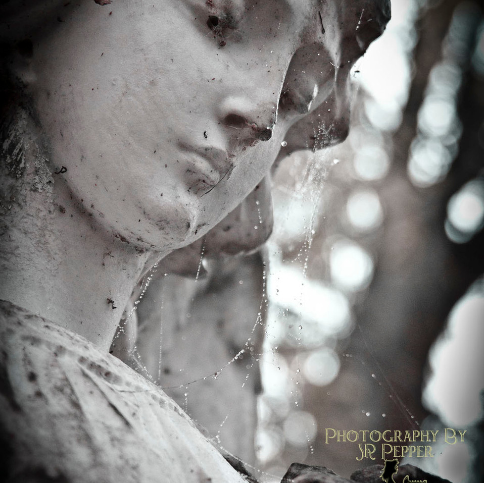 Highgate Cemetery, By JR Pepper