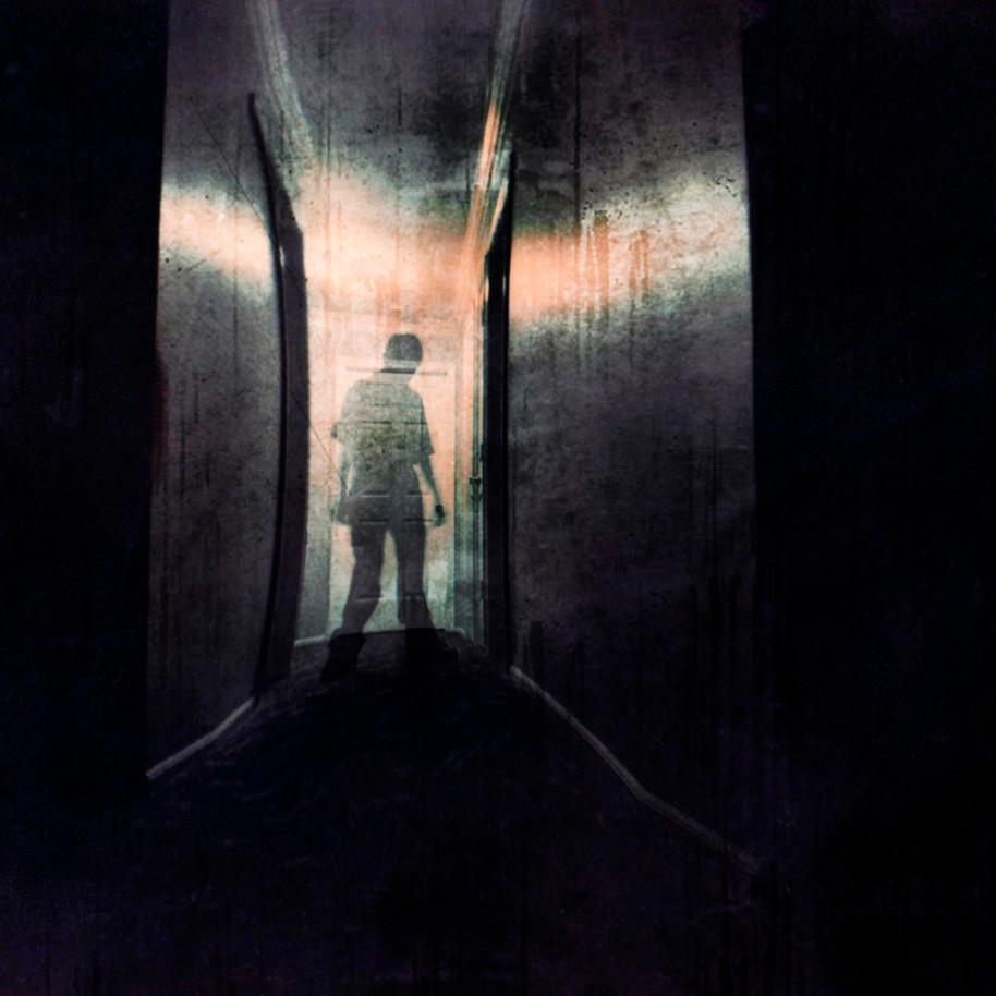 Kid Ghost, By JR Pepper