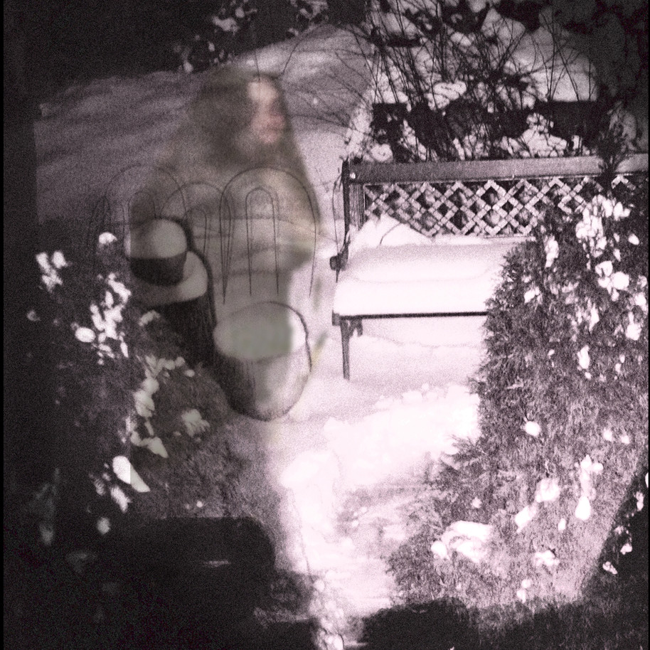 Ghost Drunk, BY JR Pepper