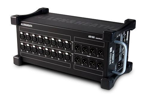 AR168 - 16 XLR Input / 8 XLR Output – 48kHz