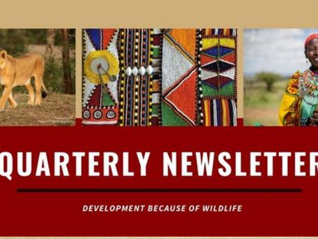 The Maa Trust 4th Quarter, 2020 Newsletter