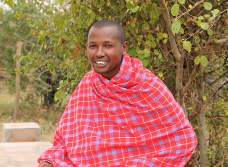 Introduction to The Maa Trust's Latest Addition: Isaac Tobiko, Child Counsellor.