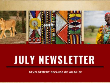 The Maa Trust 2nd Quarter, 2020 Newsletter