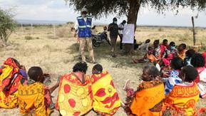 Olemoncho Village Community-Led Total Sanitation (CLTS) Training