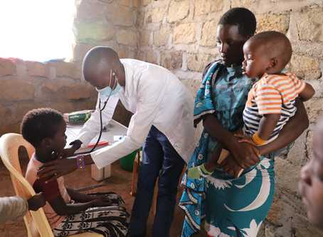 The Integrated Community Healthcare Project (ICHP) Resumes Operations