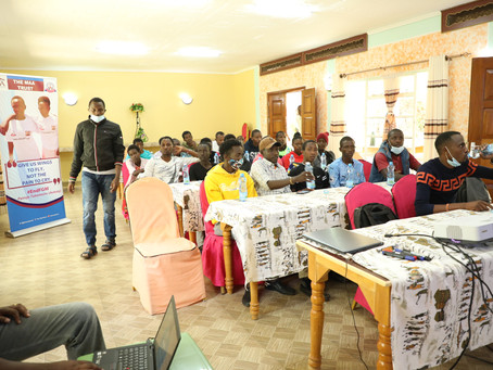 Youth and Adolescents Training on Female Genital Mutilation (FGM)