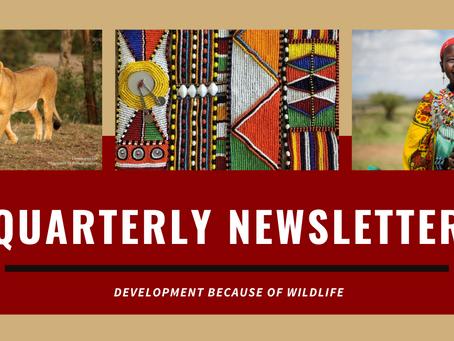 The Maa Trust 1st Quarter, 2021 Newsletter