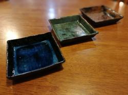 矢澤紀夫 四方鉢