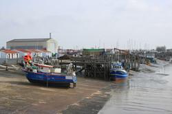 Port de L'Aiguillon sur Mer