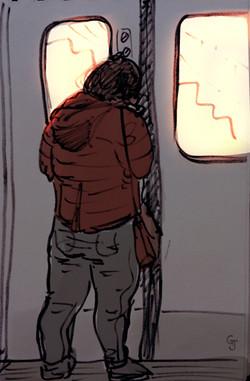 Beijing subway