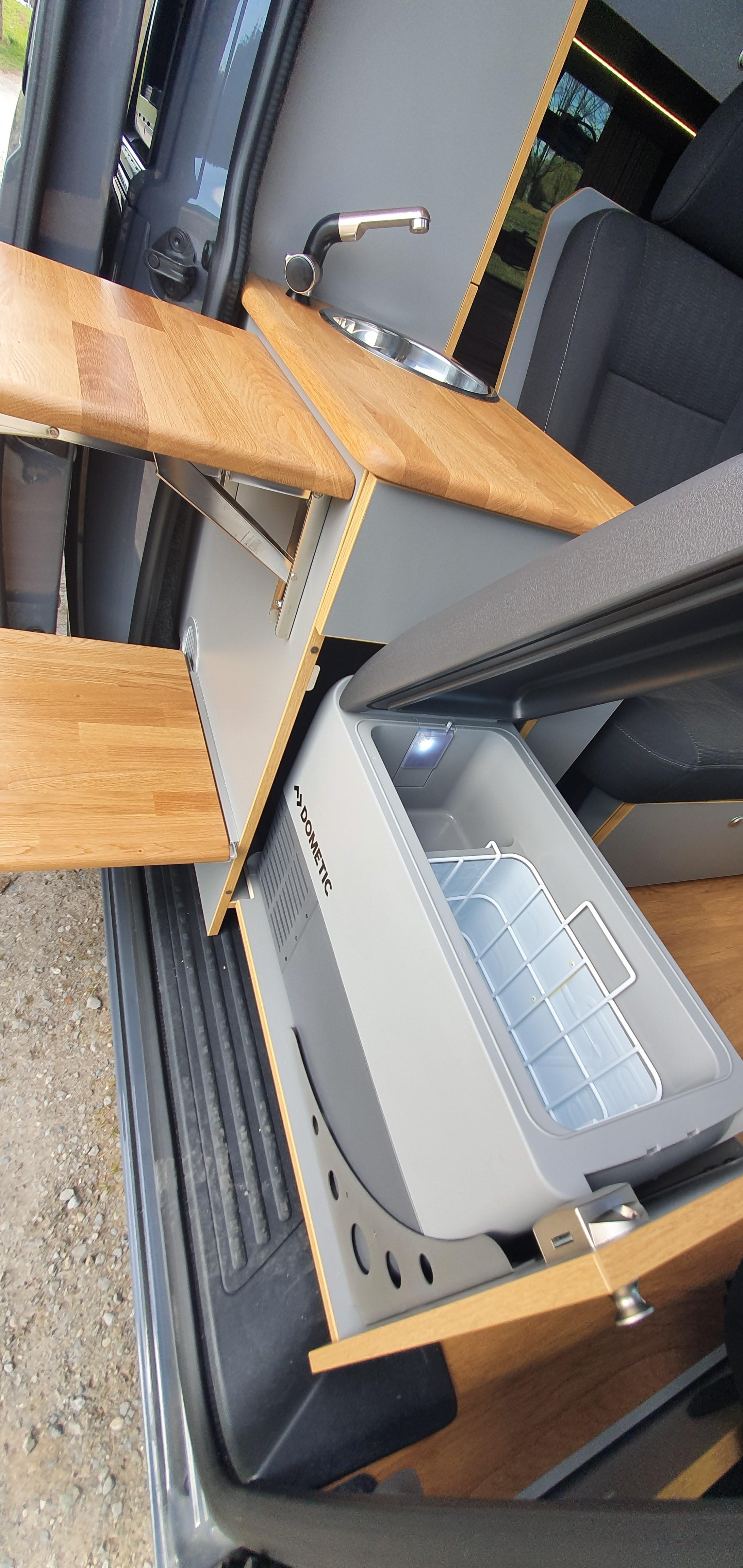 Küchenblock / Kühlschrank