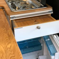 Schublade / Kühlschrank