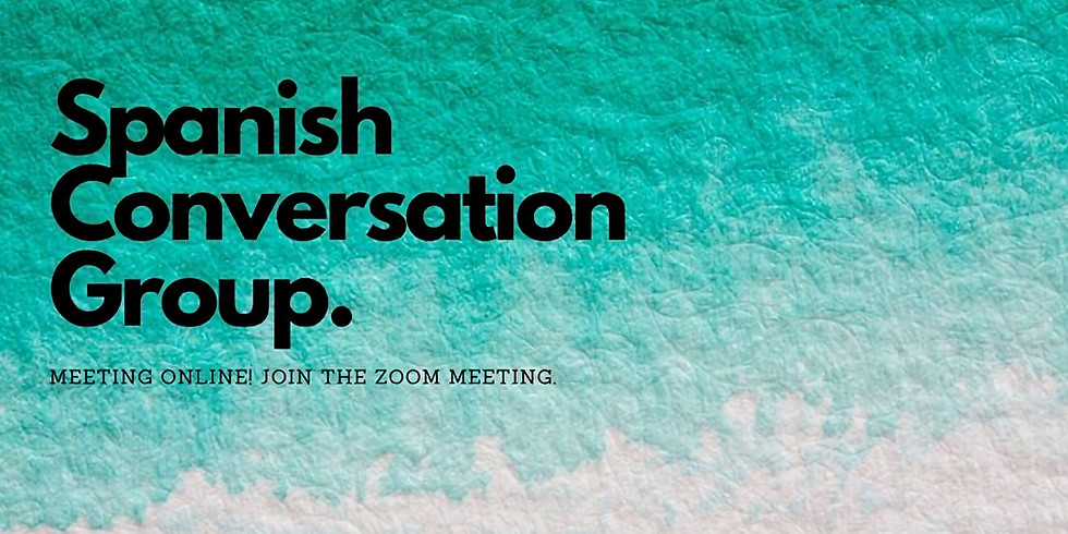 Tuesday Conversation Group
