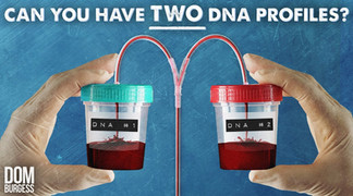 Can You Have Two DNA Profiles?