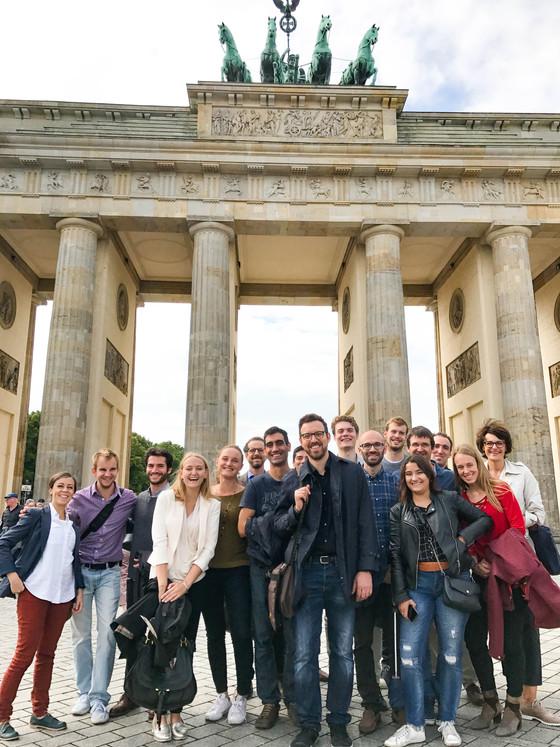 Des start-ups en herbe de Suisse romande se mesurent à leurs voisins berlinois