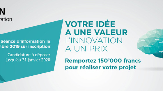 Lancement du Prix BCN Innovation de CHF 150'000 à Microcity