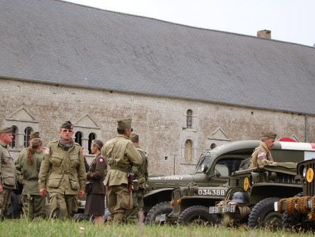 A new way to immerse into Normandy Battlefields