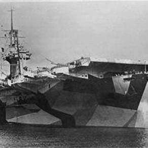 USS St. Lo Casablanca-class escort carrier