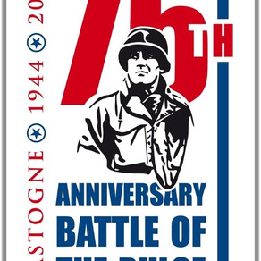 BATTLE OF THE BULGE 75th ANNIVERSARY
