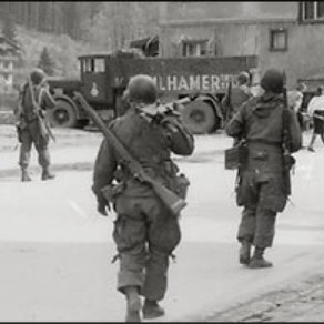 WORLD WAR II: RACE TO SEIZE BERCHTESGADEN