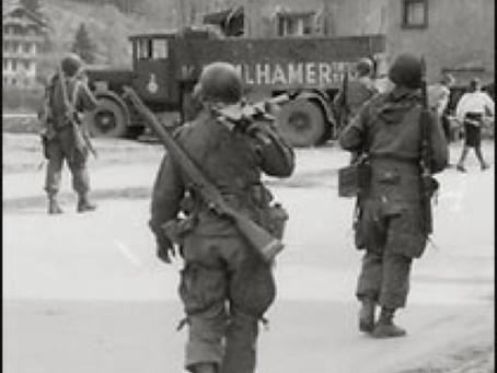 WORLD WAR II: RACE TO SEIZE BERCHTESGADEN