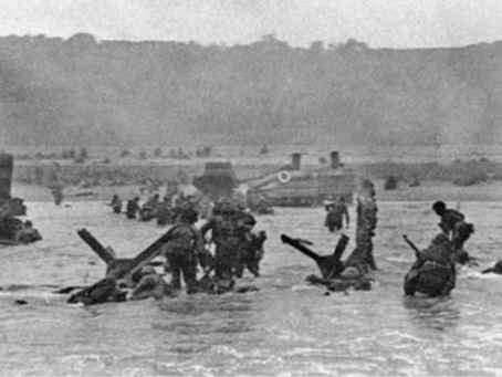 From Omaha Beach to Victory