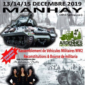 The biggest re-enactment event in Belgium