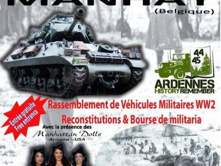 The biggest re-enactment event in Belgium