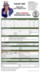 registration form 2020 dday memorytour A