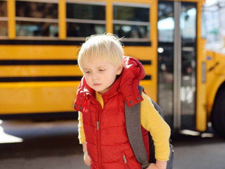 How to Prepare Your Child to Ride the Bus