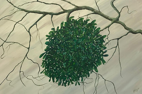 Mistletoe Homage
