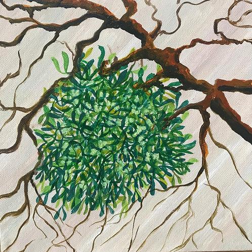 Mistletoe Homage 2