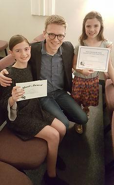 With award winning students.jpg