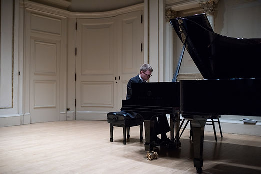 Ammon Perry Bratt Carnegie Hall