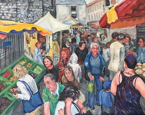 Galway Market - PRINT