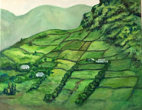 Hillfolk of Co. Galway - PRINT