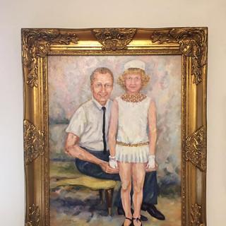 Tiny Dancer & Dad