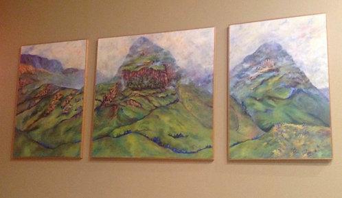 3 Sisters of Glen Coe