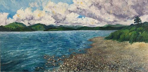 Loch Lomond Before the Storm - PRINT