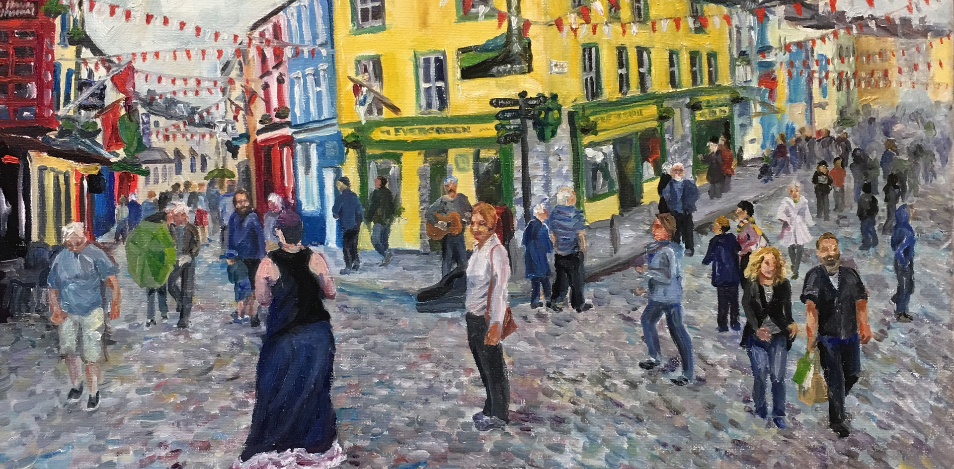 Galway in Summer
