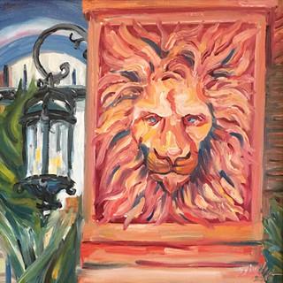 Flagler Lion
