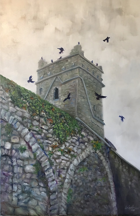 Murder at Dunmore Friary