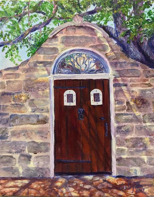 St. Augustine Gate #2