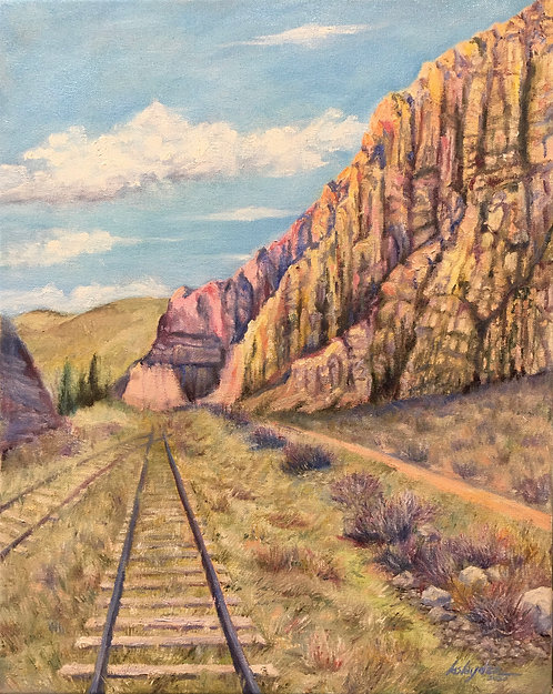 Railroad to Creede